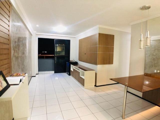 Apartamento no Bairro Damas com 67m, 3 quartos e todo projetado