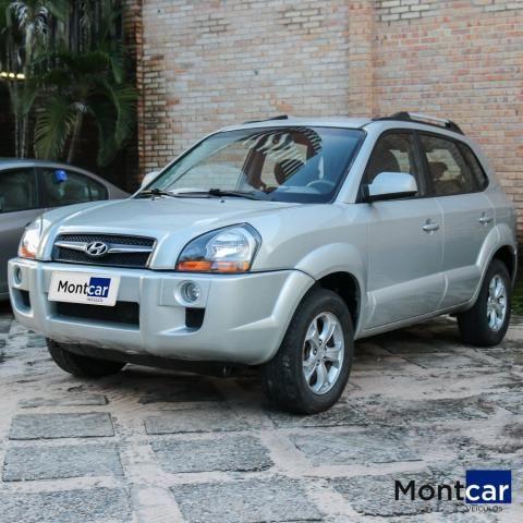 HYUNDAI TUCSON 2012/2013 2.0 MPFI GLS 16V 143CV 2WD GASOLINA 4P AUTOMÁTICO