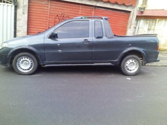 Fiat Strada adventure 1.8 Leia o anúncio antes por favor - Foto 4