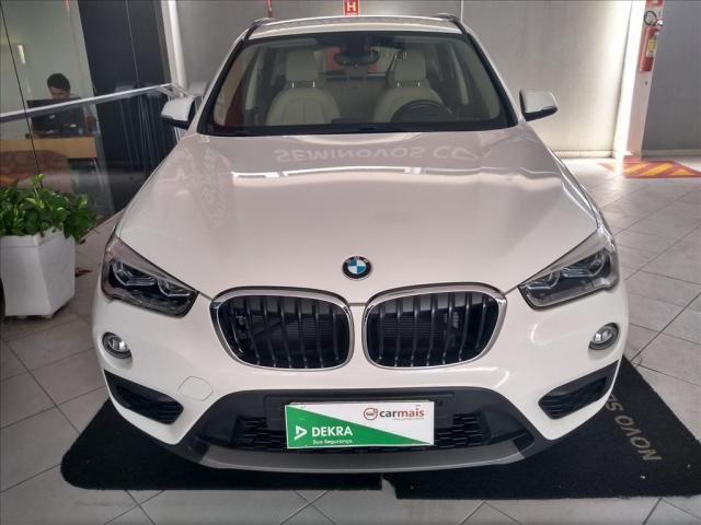 BMW X1 2.0 16V TURBO ACTIVEFLEX SDRIVE20I 4P AUTOMÁTICO - Foto 2