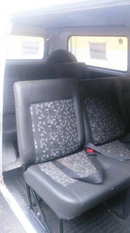 Kombi 2012 passageiro 9 lugares branca 1.4 flex - Foto 10