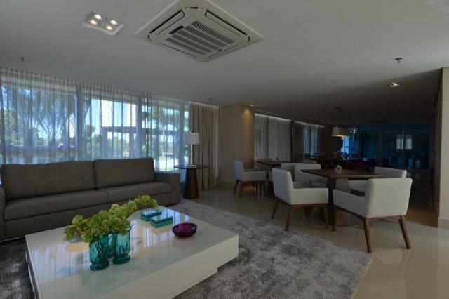 Apartamento com 2 dormitórios à venda, 74 m² por r$ 699.300 - guararapes - fortaleza/ce - Foto 3