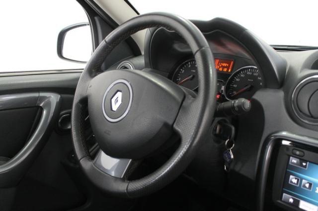 Renault Duster 2.0 16V Dynamique (Flex)(Aut) 2013+Bancos em Couro - Foto 5