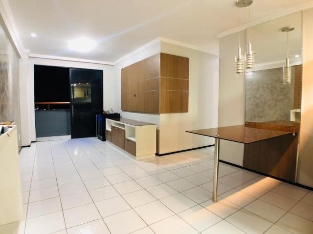 Apartamento no Bairro Damas com 67m, 3 quartos e todo projetado - Foto 10