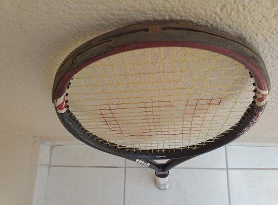Combo 2 Raquetes de Tênis - Pro Kennex e Pro Staff 97 Wilson - Foto 4