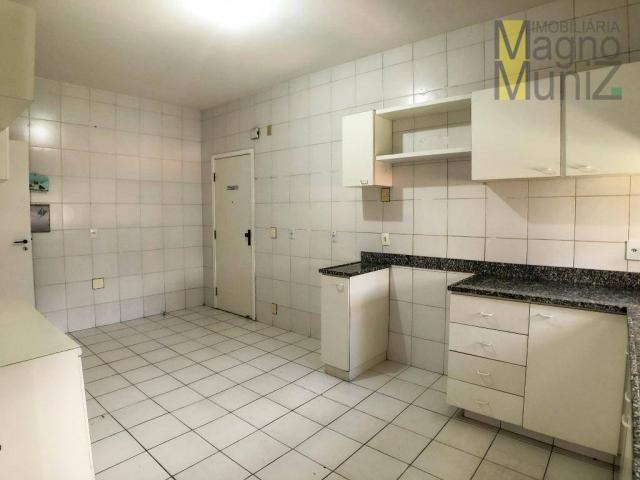 Apartamento com 4 suítes para alugar, 300 m² por r$ 2.500/ano - meireles - fortaleza/ce - Foto 8