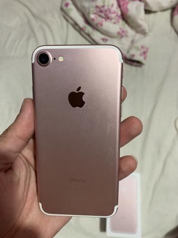 Vendo IPhone 7 de 128 gb rose - Foto 2