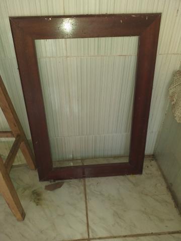 Moldura de ar condicionado