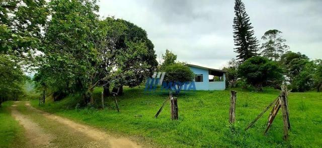 Fazenda a venda antonina com 105,2 alqueires, casa sede em 3 pavimentos, com grande capaci - Foto 11