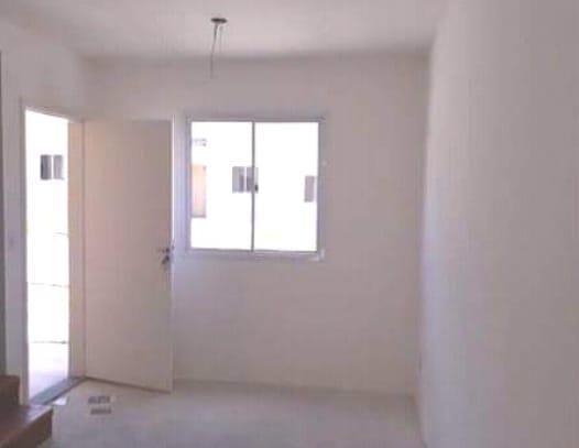 Casa nova com 2 dormitórios à venda, 60 m² por r$ 170.000 - jardim colônia - jacareí/sp - Foto 4