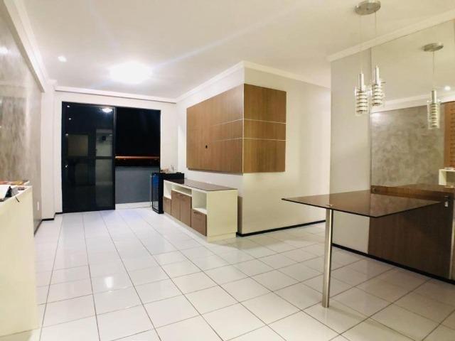 Apartamento no Bairro Damas com 67m, 3 quartos e todo projetado - Foto 13
