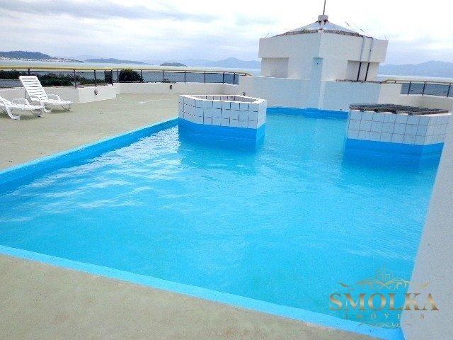 Apartamento à venda com 1 dormitórios em Ponta das canas, Florianópolis cod:8293 - Foto 9