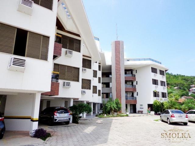 Apartamento à venda com 1 dormitórios em Ponta das canas, Florianópolis cod:8293