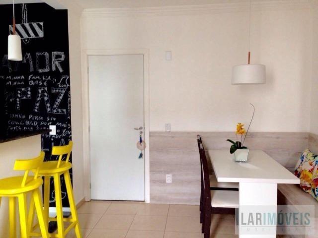 Apartamento 02 quartos em Colina de Laranjeiras - Armários em todos os ambientes! - Foto 9