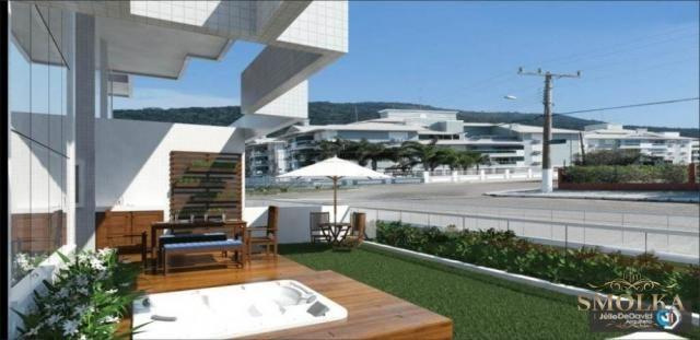 Apartamento à venda com 2 dormitórios em Ingleses do rio vermelho, Florianópolis cod:9404 - Foto 4