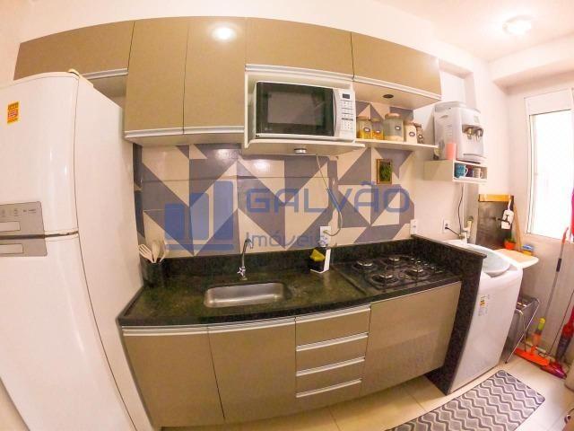 MR- Apartamento 3Q no Vila Itacaré no Rossi na Praia da Baleia - Foto 7