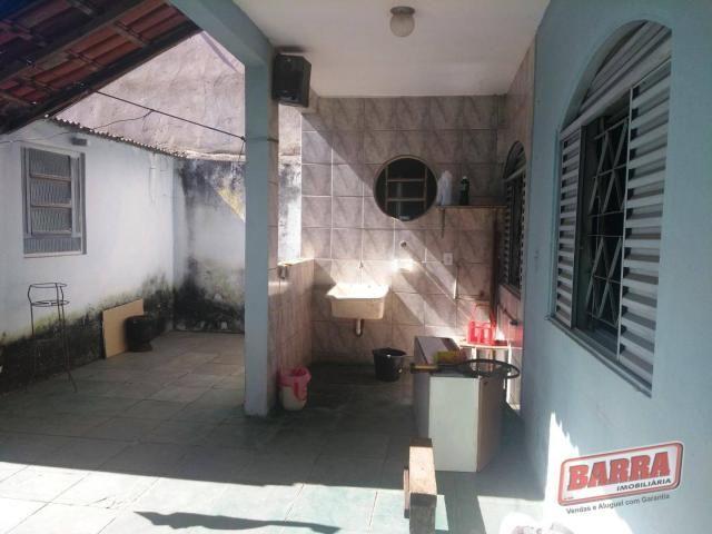 Qs 12 casa com 3 dormitórios à venda, 105 m² por r$ 350.000 - riacho fundo - riacho fundo/ - Foto 14