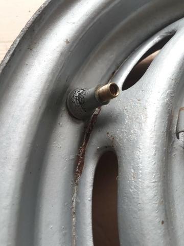 Roda de fusca aro 15 - Foto 2