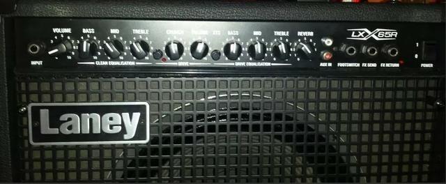 Amplificador Laney Lx-65r - Foto 4
