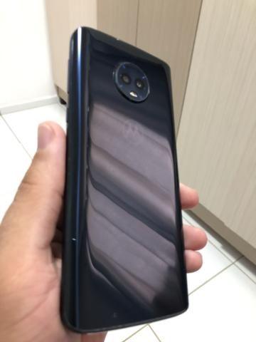 Motorola G6 vendo sem marcas de uso impecável - Foto 3