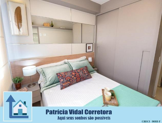 PRV29-Via jardins condômino clube Metron apartamento pronto pra morar entrada facilitada - Foto 4