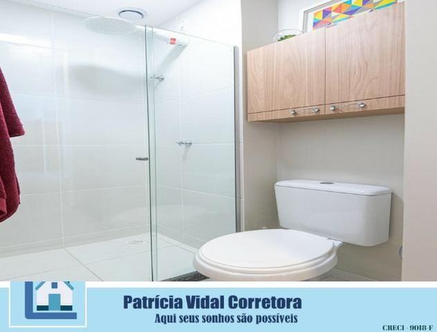PRV29-Via jardins condômino clube Metron apartamento pronto pra morar entrada facilitada