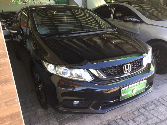 HONDA CIVIC 2015/2015 2.0 LXR 16V FLEX 4P AUTOMÁTICO - Foto 5