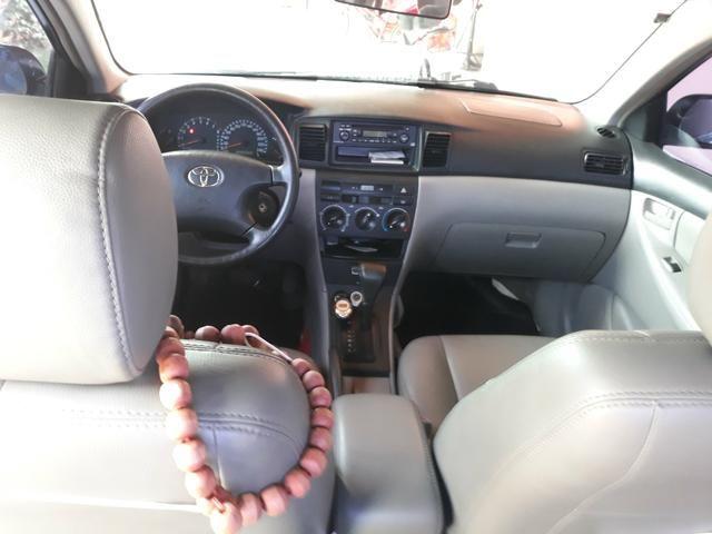 Corolla 1.8 2008 Automático - Foto 6