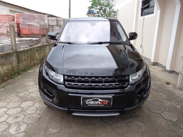 Land Rover - Evoque Pure 2.0 SI4 Top de Linha - 2012 - Foto 2