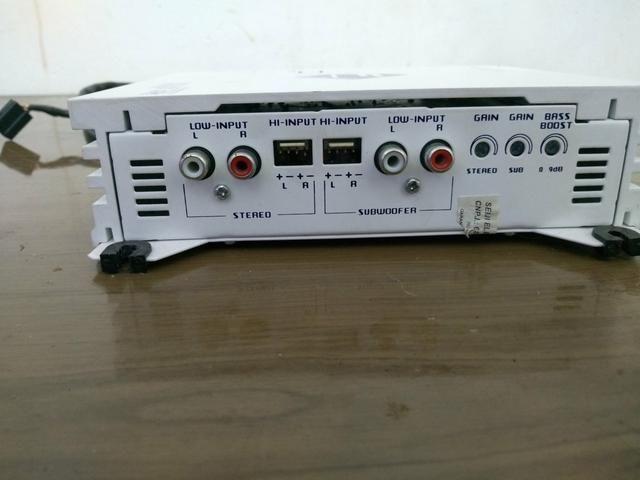 Módulo de som Falcon 960 3 canais - Foto 4