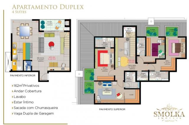 Apartamento à venda com 4 dormitórios em Jurerê, Florianópolis cod:9492