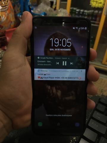 Samsung J4 Core na garantia
