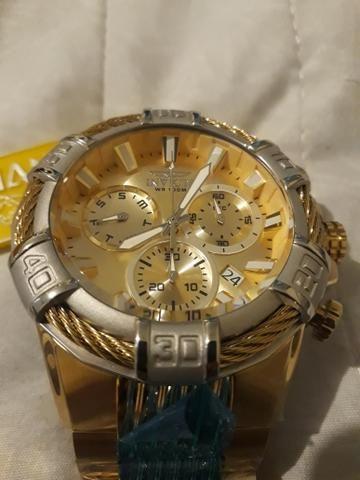 98ea8c7a225 Relógio invicta bolt original