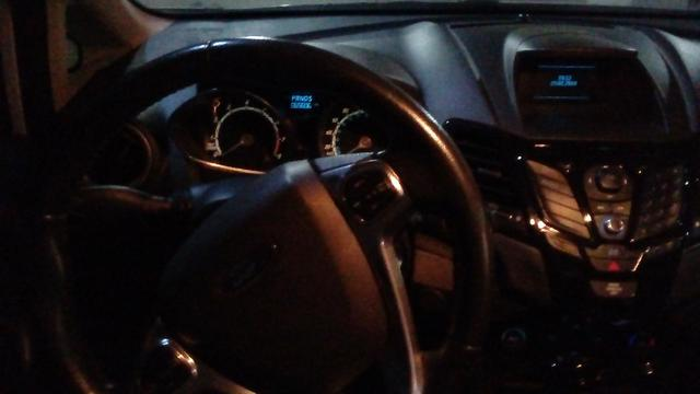 Ford New Fiesta titanium - automático - sedan powershift - 1.6 - Foto 9