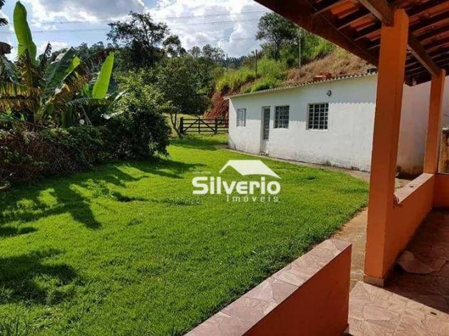 Linda chácara no varadouro 31.000m² casa sede/caseiro, piscina, pomar, 02 poços artesianos - Foto 9