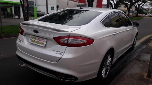 Ford fusion 2015/2016 2.0 titanium awd 16v gasolina 4p automático - Foto 3
