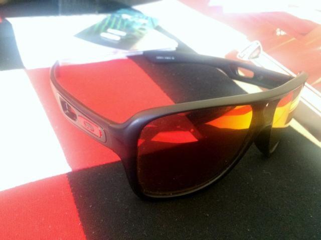 Óculos Oakley Ducati Dispatch 2 - Preto - Bijouterias, relógios e ... 36c1b269e8