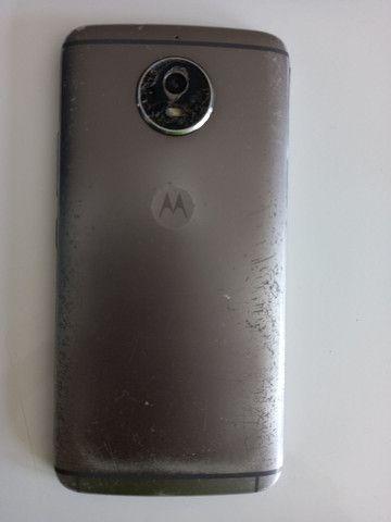 Moto G5s - tela quebrada ( ler descriçao ) - Foto 3