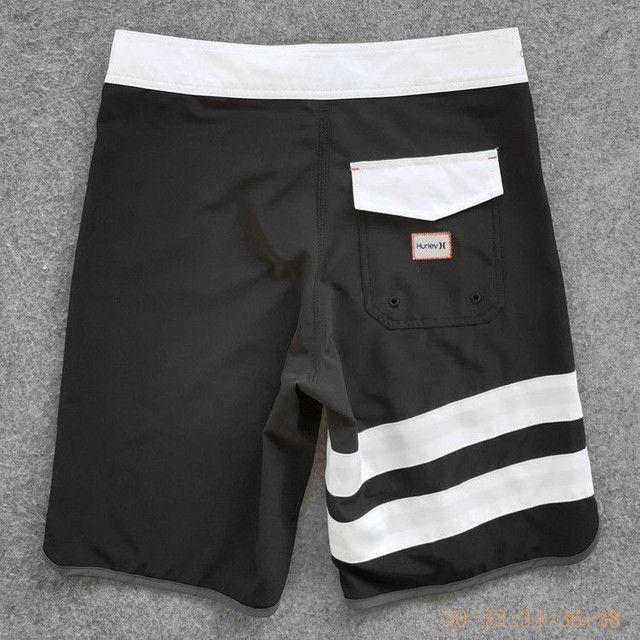 Shorts Preto Masculino Hurley Phantom 42 - Foto 3
