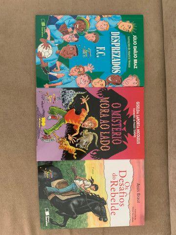 Livros infanto-juvenil - Foto 5