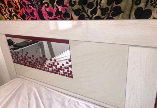 Cabeceira de casal cama box - Foto 2