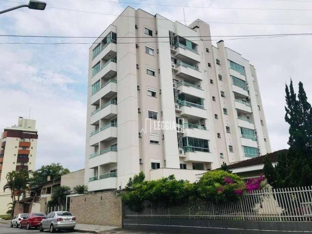 Apartamento com 3 dormitórios à venda, 98 m² por R$ 580.000,00 - América - Joinville/SC - Foto 2