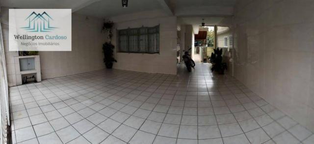 Sobrado com 3 dormitórios à venda, 292 m² por R$ 580.000 - Parque Novo Mundo - São Paulo/S - Foto 18