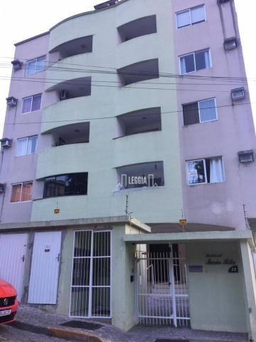 Apartamento com 2 dormitórios à venda, 63 m² por R$ 200.000,00 - Saguaçu - Joinville/SC