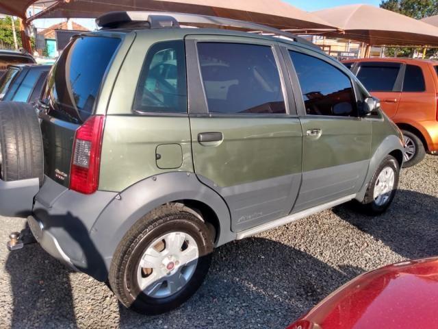 Fiat Idea Advent./ Adv.LOCKER 1.8 mpi Flex 5p - Foto 4
