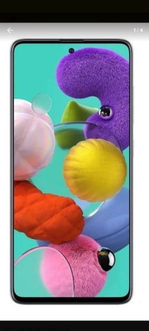 Troco A51 por iPhone
