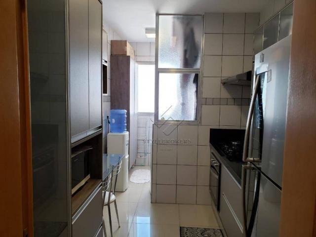 Apartamento com 2 dormitórios à venda, 79 m² por R$ 340.000,00 - Centro Sul - Cuiabá/MT - Foto 11