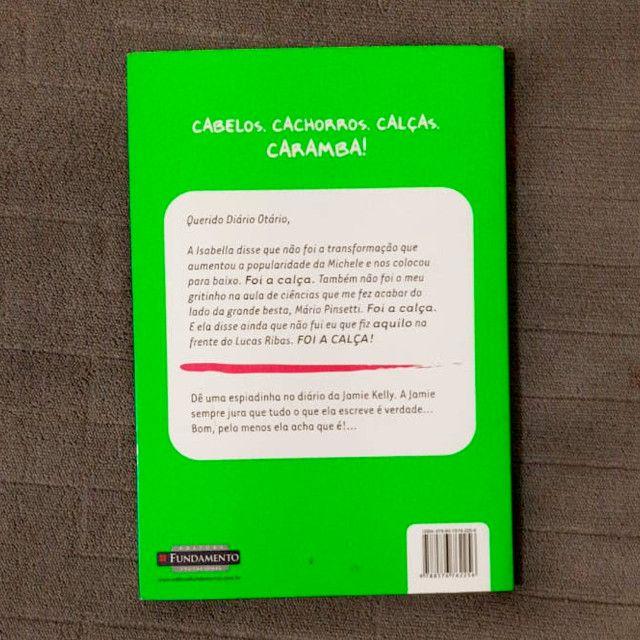 Livro: Querido Diário Otário #2 - Foto 3