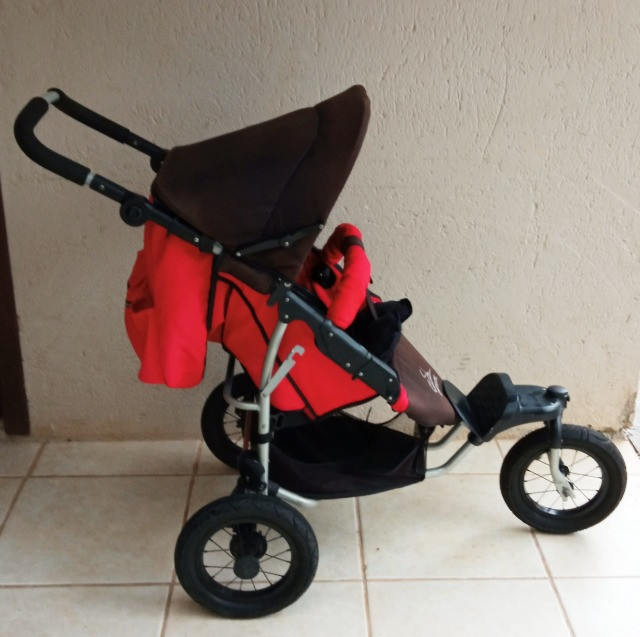Carrinho de bebê importado knorr - Foto 2