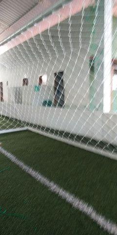 Trabalho com redes de proteçao - Foto 4